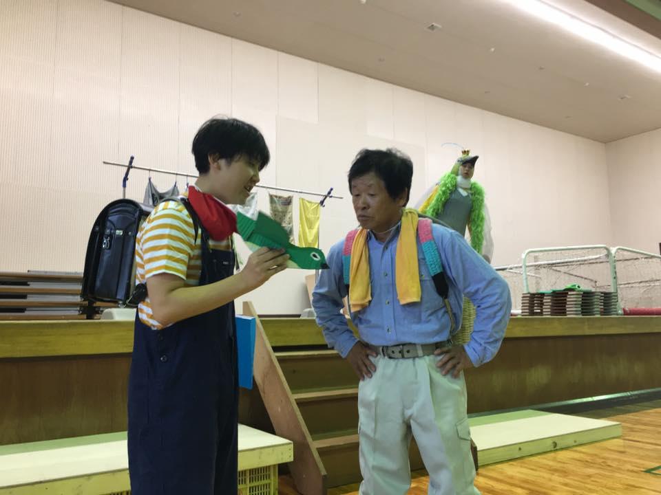 学校公演に向けて!!