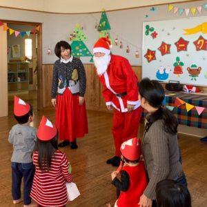 旭児童館さんでのクリスマス会!